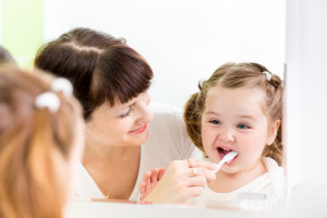 Toddler Dental Visit